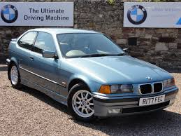 bmw e36 3 series used 1997 bmw e36 3 series 91 99 316i compact for sale in