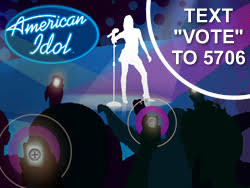 Vote Idol At T May Unfairly Influenced American Idol Vote Michael S