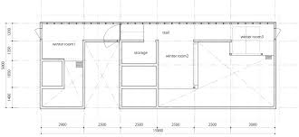 shed floor plan gallery of shed roof house hiroki tominaga atelier 23