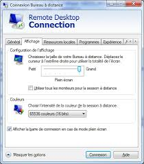 port connexion bureau à distance bureau à distance activer le copier coller software craftsman