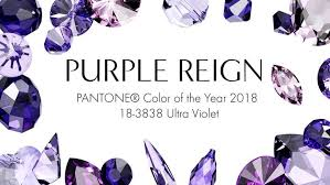 purple reign pantone s color of the year for 2018 pantone 2018 color of the year is ultra violet