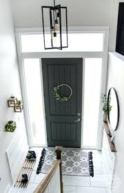 split level house style front door christmas entrance decoration ideas split level entry