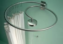 shower curtain rod holders foter