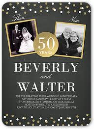 50 wedding anniversary ideas 50th wedding anniversary party ideas shutterfly
