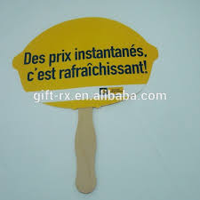 custom paper fans custom paper fan with wooden handle cheap fans buy paper