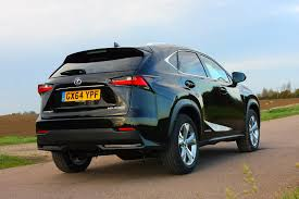 lexus nx hybrid km 0 the best 4x4s for winter driving parkers