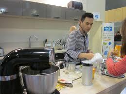 hervé cuisine compte rendu visite salon cuisinez by m6 octobre 2012 lili et