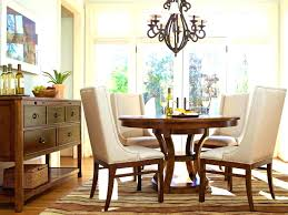 Black Pedestal Table Chair Dining Room Painted Pedestal Table And Chairs 214260 2121