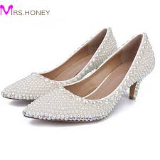 wedding shoes kitten heel compare prices on prom shoes kitten heel online shopping buy low