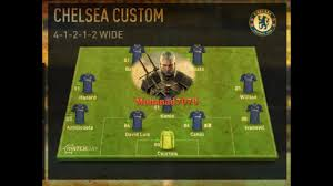 Best Counter Best Fifa 17 Formation U0026 Custom Tactics For Counter Attacks Youtube