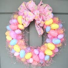 easter decorations to make decorations wreath easter decorations