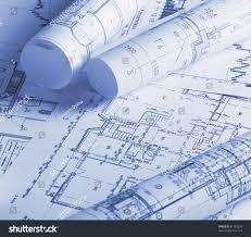 architecture blueprints home design ideas architecture blueprints stock photo 81199393 shutterstock
