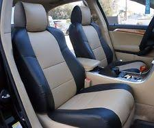 2008 Acura Tl Interior Seat Covers For Acura Tl Ebay