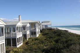 Seaside Cottages Florida by Firefly Beachfront 8 Seaside Vacation Rental Fl Gulf Coast