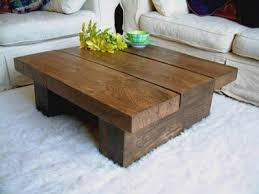 Making Wooden End Table by Best 25 Square Coffee Tables Ideas On Pinterest Build A Coffee