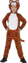 Wild Cat Halloween Costume Tiger Kids Fancy Dress Wild Cat Jungle Animal Book Week Child