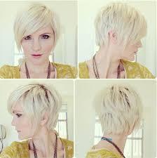 hair cuts 360 view 360 view of platinum pixie short hair pinterest platinum pixie