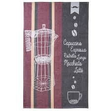 coucke expresso french jacquard dish towel striped design i