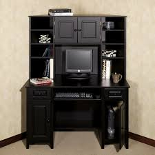 White Computer Armoire by Furniture Outstanding Corner Computer Desk With Hutch Design