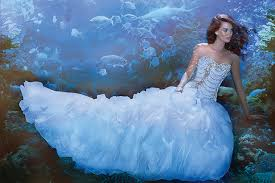 inspired wedding dresses these disney princess inspired wedding gowns are literally a fairytale