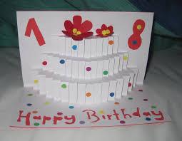 pop up birthday card by lalalura on deviantart
