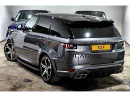 land rover sport 2017 used land rover range rover sport suv 4 4 sd v8 autobiography