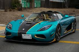Koenigsegg Agera Rsr Driving Around Monterey Car Week 2017 I Love