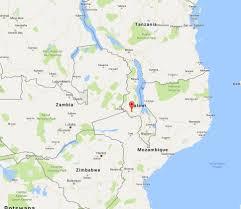 Malawi Map Malawi On The Map
