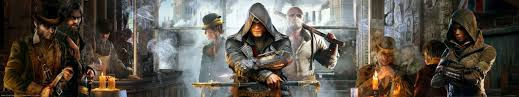 assassins creed syndicate video game wallpapers gamewallpapers com triple screen game wallpapers
