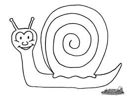 51 dessins de coloriage escargot à imprimer sur laguerche com page 1