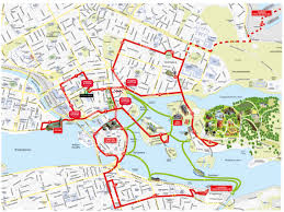 Hop On Hop Off New York Map by Maps Update 18401281 Sweden Tourist Attractions Map U2013 Sweden