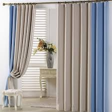 blue blackout curtains scalisi architects