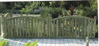 Arch Trellis Fence Panels Barton Fields Patio And Garden Centre Decorative Low Level Fence