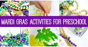 for mardi gras mardi gras activities for preschool pre k pages