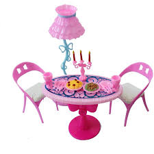 online buy wholesale barbie dining table from china barbie dining