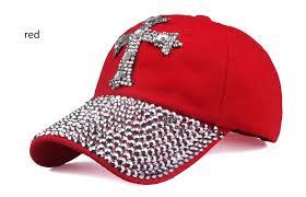 vintage cross rhinestone baseball cap u2013 teerocks com