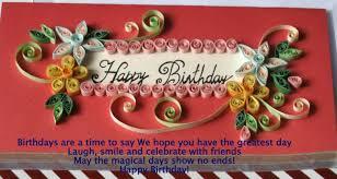 beautiful birthday wishes