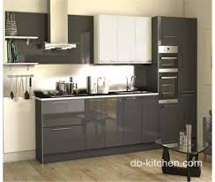 high gloss acrylic kitchen cabinets high gloss acrylic grey custom modern kitchen cabinet
