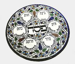 what s on a seder plate seder plate collection on ebay
