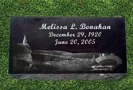 granite grave markers personalized granite grave marker country parish