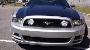 2014 Mustang Gt Black Custom 2014 Mustang Gt Premium Youtube