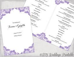 catholic wedding booklet wedding program booklet template free tolg jcmanagement co
