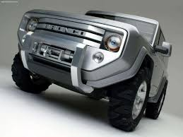 ford bronco 2017 4 door ford bronco concept 2004