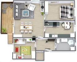 multi story house plans 3d 3d floor plan design modern floor plan