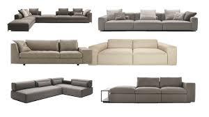 grand canapé droit canapé pas cher en cuir convertible notre choix de canapés