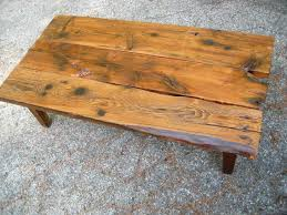Barn Board Coffee Table Colorado Pine Bench Wisnowski Design
