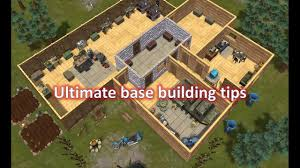 last day on earth 15 tips to build a strong base defense youtube