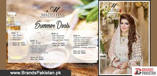 haircut deals lahore madeehas is offering summer deals 2017