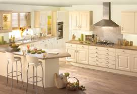 Cream Shaker Kitchen Cabinets Cream Kitchen Cabinet Doors Home Design Ideas