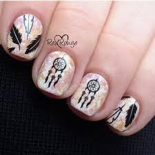 born pretty 2 patterns sheet dream catcher nail water decals